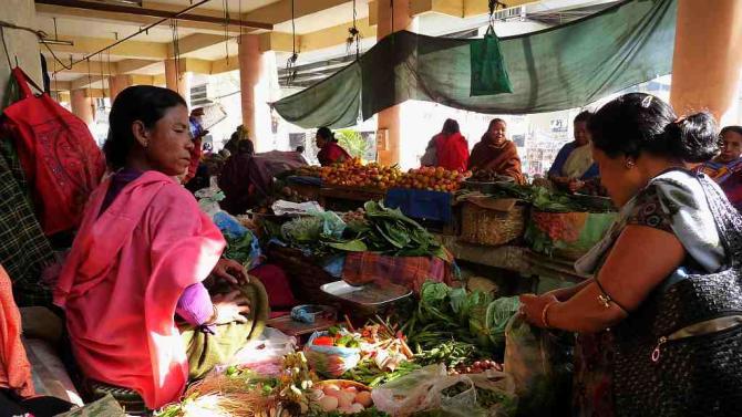 Travel Imphal Manipur Ima Market