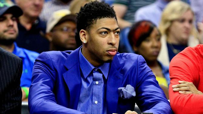 If Anthony Davis had been voted to an All-NBA team, he'd be $24 million richer
