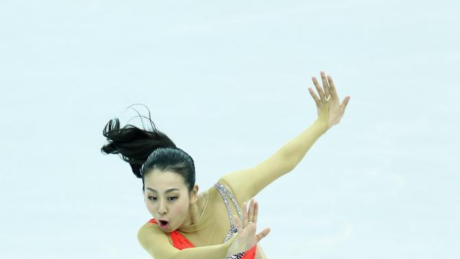 ISU Grand Prix of Figure Skating Final 2012 - Day Two