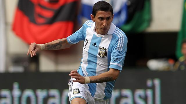 World Cup - Argentina to face Uruguay without Di Maria and Aguero