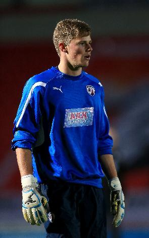 Ben Wilson has extended his stay with Chesterfield