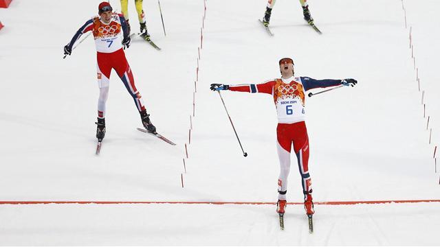 Nordic Combined - Norway's Graabak wins men's large hill gold