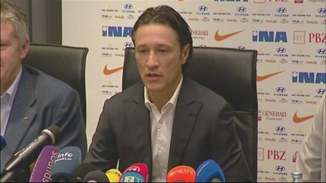 World Cup - Kovac calls up uncapped Males for Iceland play-off