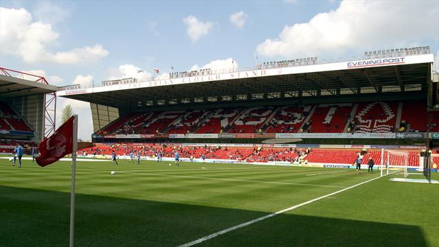 Championship - Forest axe four more staff