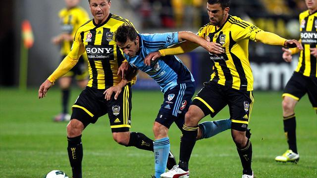 World Football - Del Piero makes quiet A-League debut