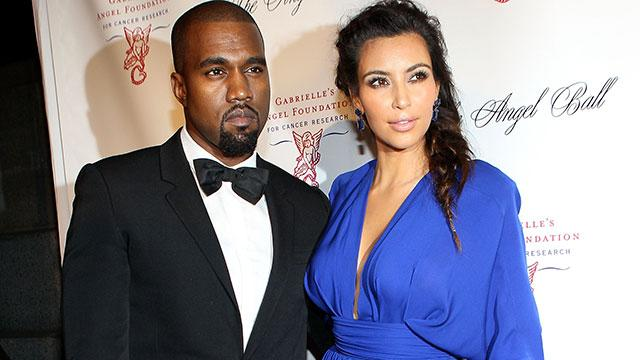 Kim Kardashian and Kanye West Are Engaged!