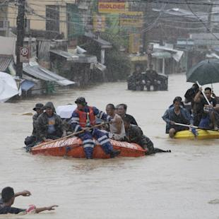 Year in Review 2014: Natural disasters in the Philippines