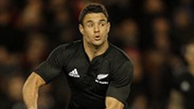 Rugby - All Black Carter confirms six-month sabbatical