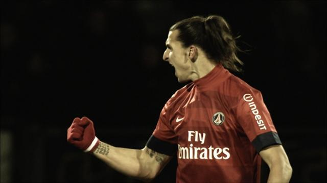 Ligue 1 - PSG players like living in the shadow of Ibrahimovic