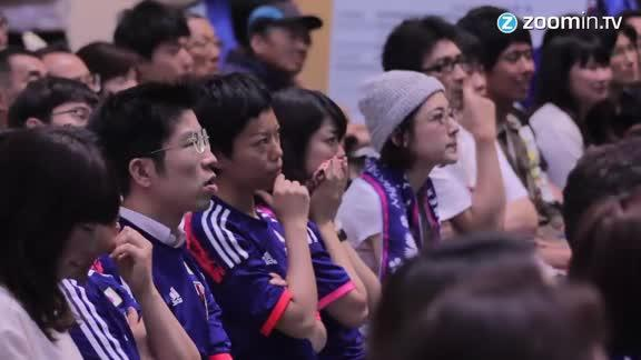 Tears in Tokyo as USA beats Japan in football World Cup
