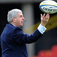 Sir Ian McGeechan, pictured, and Peter Keen have been appointed by the RFU to lead a performance review