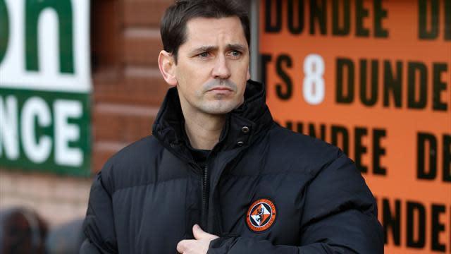 Scottish Football - Dundee United gun down Motherwell