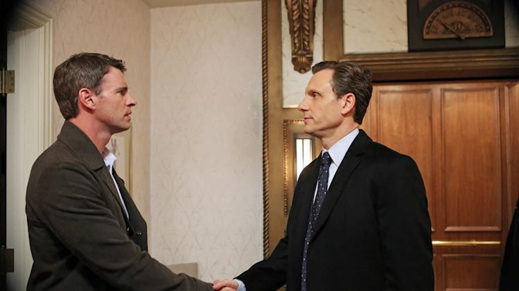 """Scandal"" -- ""A Woman Scorned"" SCOTT FOLEY, TONY GOLDWYN"