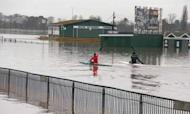 Flood Warnings In Place As More Rain Forecast