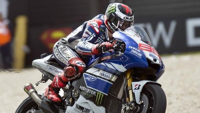 Motorcycling - Lorenzo says momentum is his