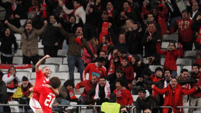 World Football - Benfica's TV rights to shift with Vieira re-election