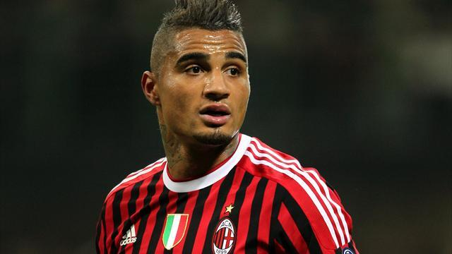 Italian Serie A - Boateng: I may leave Italy over racism