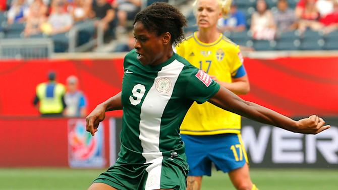 I'm fulfilled helping Nigeria retain African title, says Desire Oparanozie