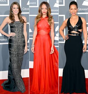 Grammy Awards 2013: Best-Dressed Stars of the Night