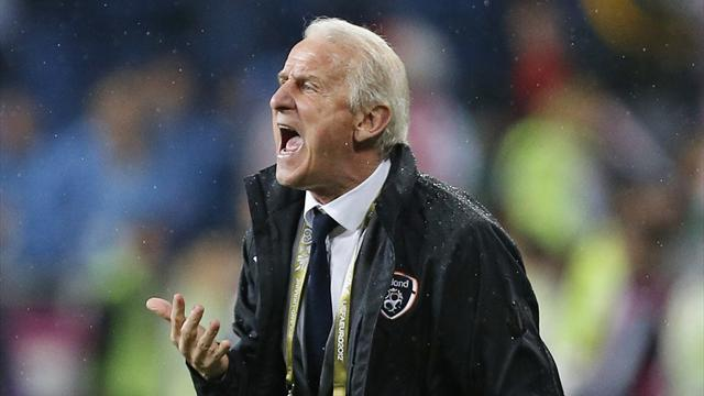 World Cup: Trapattoni to continue as Ireland manager