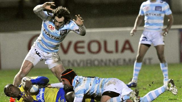 Top 14 - Racing Metro see off Clermont