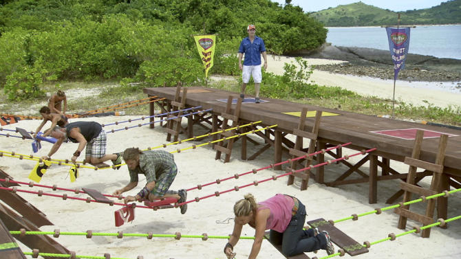 """""""Survivor: Philippines"""" -- """"Gouge My Eyes Out"""""""