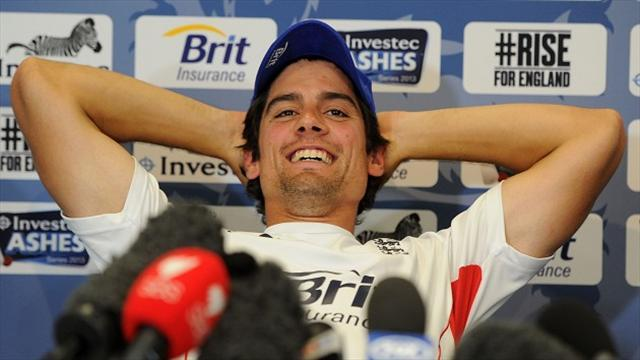 Cricket - Cook - I can handle Warne criticism