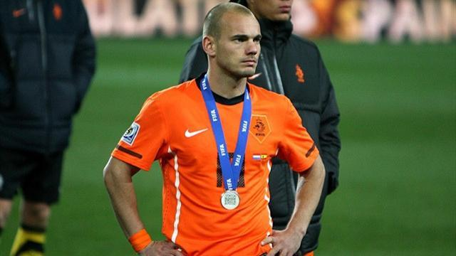 World Cup - Sneijder: 'I won't get on the plane if I don't believe we'll win in Brazil'