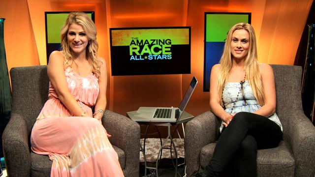 Connect Chat feat. Caroline & Jennifer from Amazing Race