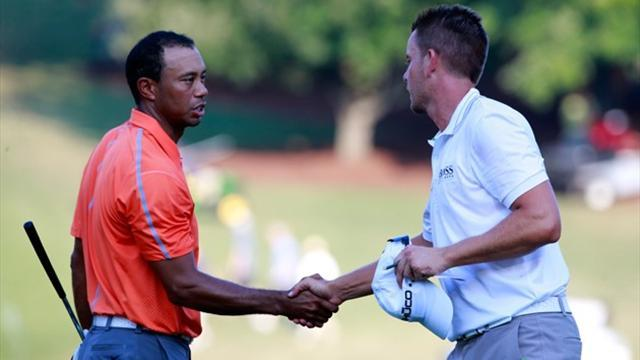 Golf - Woods and Stenson nominated for Player of Year award
