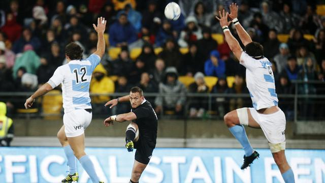 Rugby - New Zealand braced for Argentina passion play