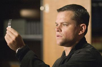 Matt Damon in Universal Pictures' The Bourne Ultimatum