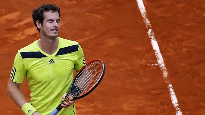 French Open - Mauled Murray licks wounds after worst ever defeat by Rafa