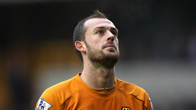 Steven Fletcher, who has handed in a transfer request at Wolves, has been linked with Sunderland