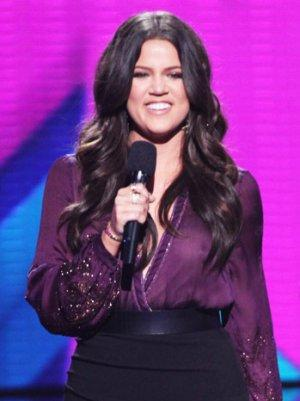 'X Factor': Khloe Kardashian Blames Hurricane Sandy for 'Nipply' Wardrobe Malfunction
