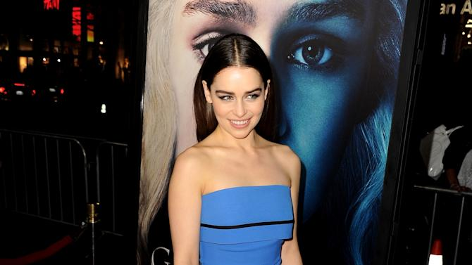"""Premiere Of HBO's """"Game Of Thrones"""" Season 3 - Red Carpet"""