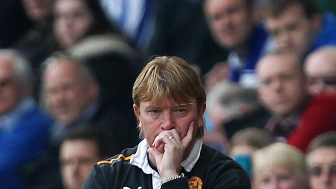 Stuart McCall is hoping to strengthen his Motherwell squad