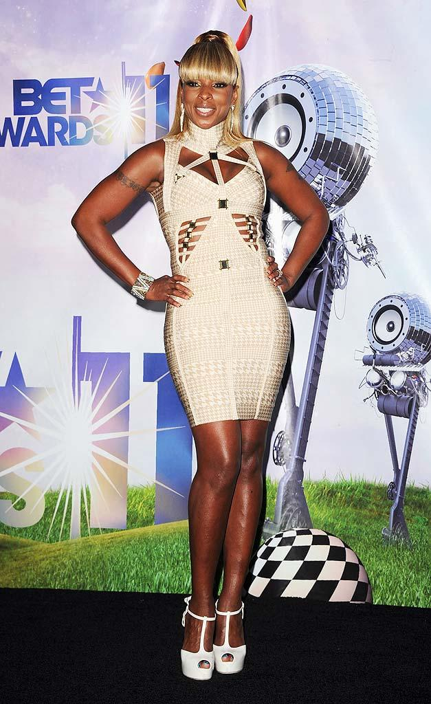 MaryJ Blige BET Awards