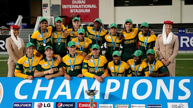 ICC Under 19 World Cup - Super League Final