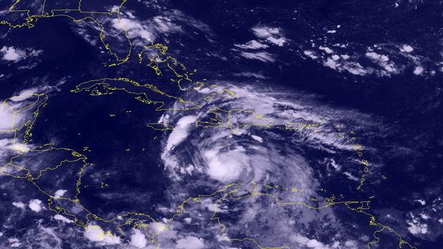 Tropical Storm Ernesto Soaks Jamaica; Florence in Atlantic