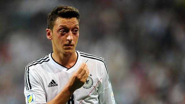 International friendlies - England boosted as Germany leave out Ozil, Neuer, Lahm