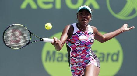 Tennis: Miami Open-Williams v Wozniacki