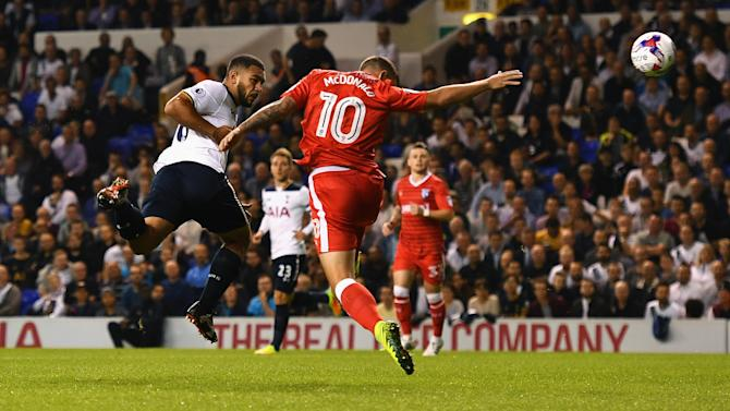 U.S. prospect Cameron Carter-Vickers makes Tottenham debut