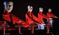 Kraftwerk Take Machine Music To The Tate