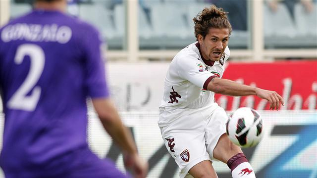 Serie A - Rossi sorely missed as Fiorentina held at Torino