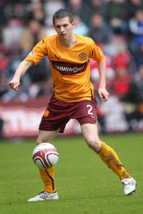 Steven Saunders is among Motherwell's absentees