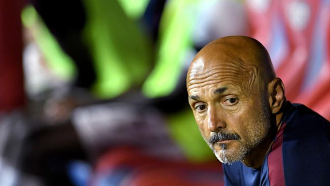 Spalletti can't explain Roma collapse