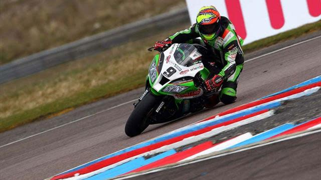 Superbikes - Oulton BSB:  Veteran Walker targets Showdown