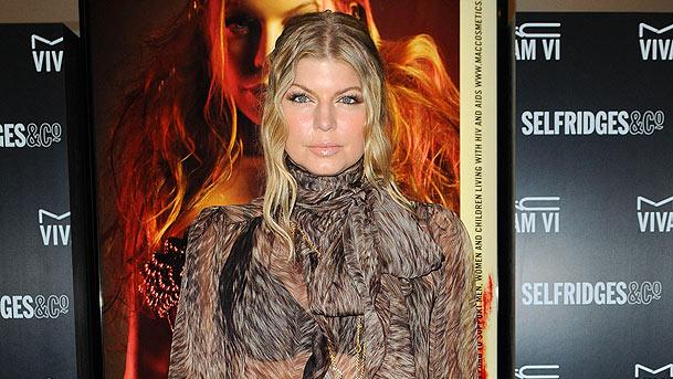Fergie MAC Cosmetics