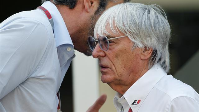 Formula 1 - Ecclestone hopes for Nuerburgring deal this week